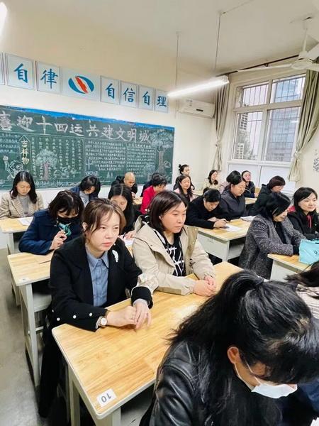 汇知中学2020—2021学年度第二学期语文教研组第5周教研活动报道